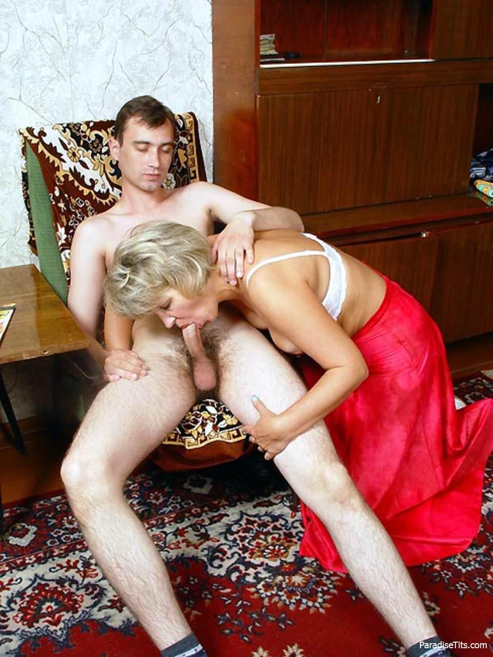 Секс С Родной Тетей Рассказ