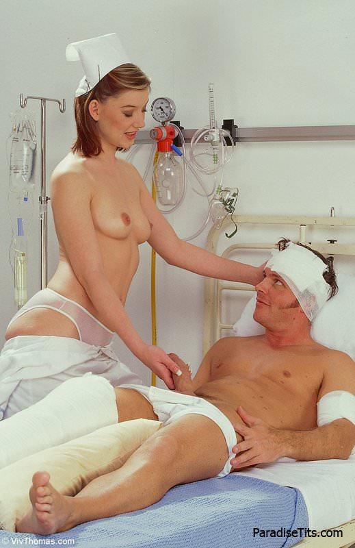 Медсестра Лечит Больного Порно