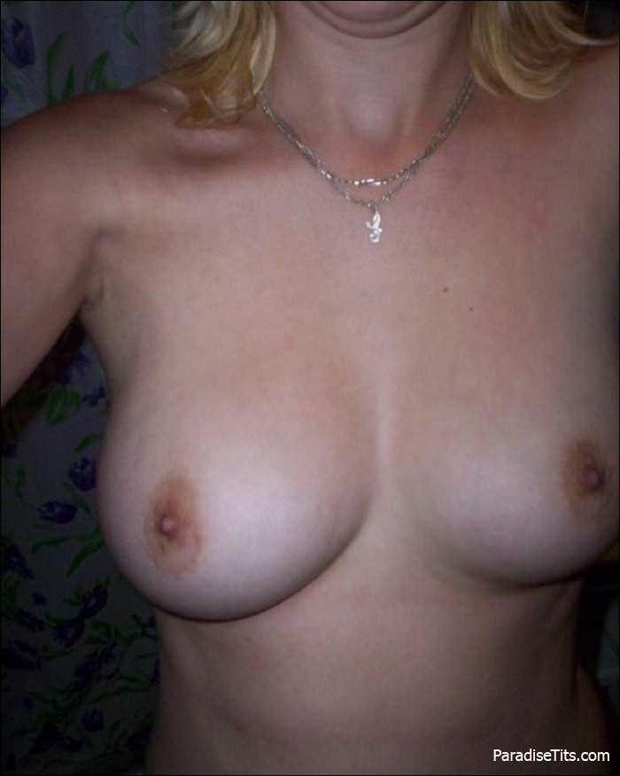 Домашнее соло русской блондинки