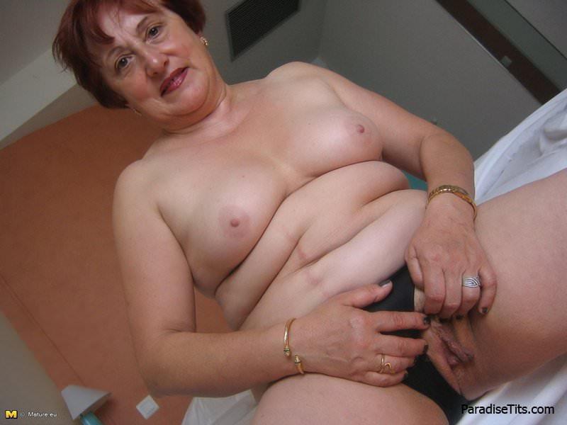 Порно фото толстой бабки 4 фотография