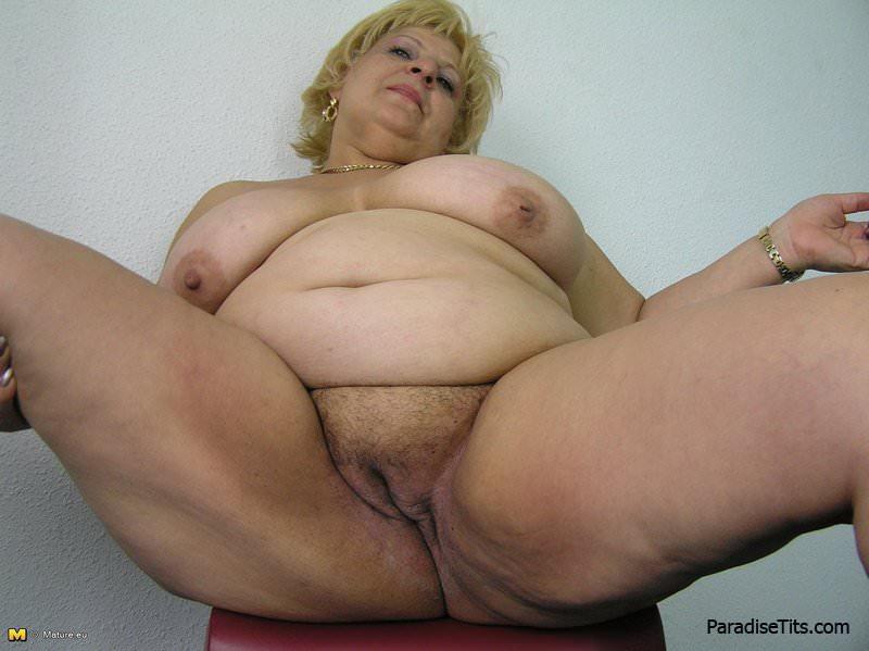 фото письки толстых баб