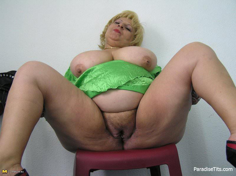 толстые и старые порнофото