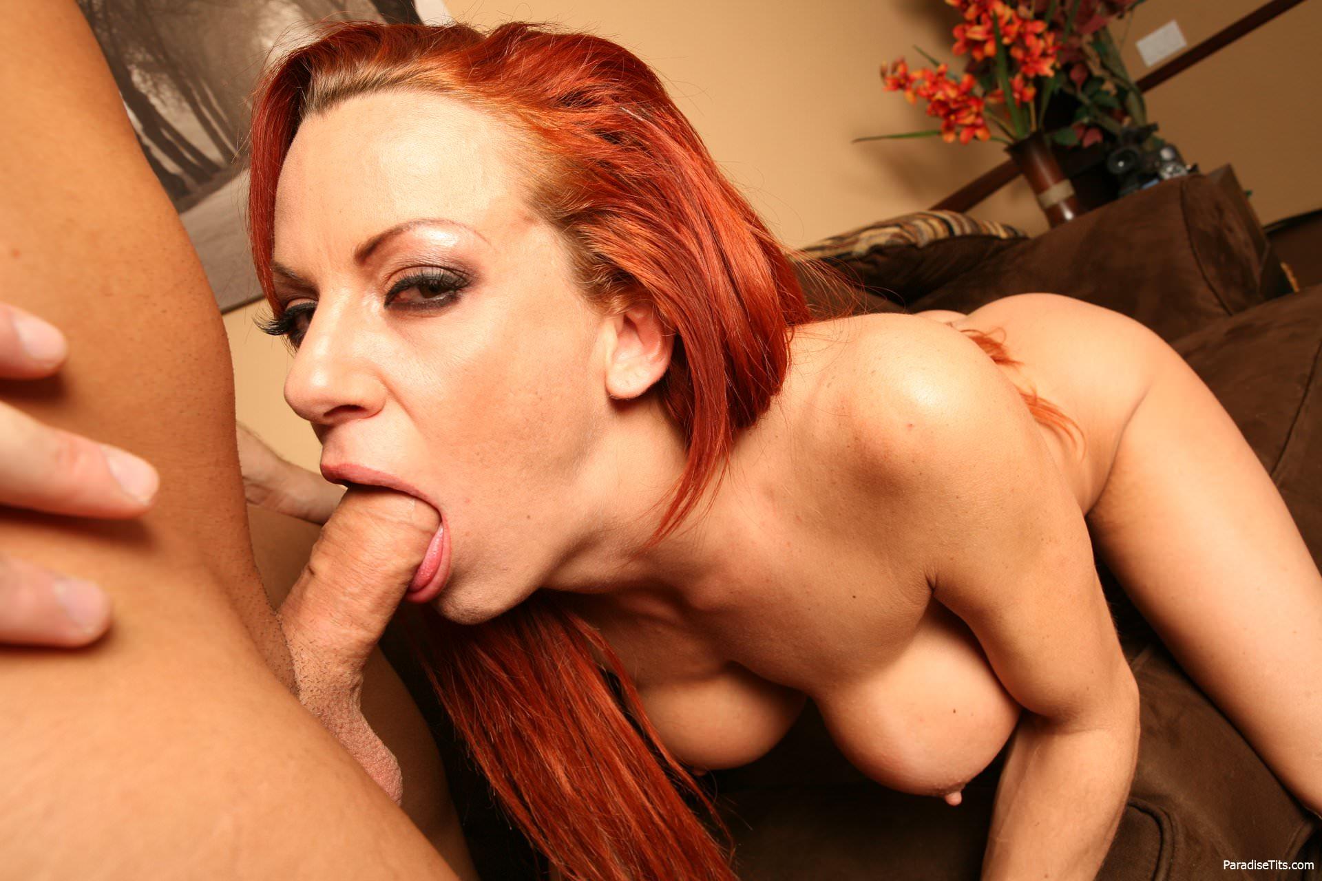 Порно с рыжими телками фото 6