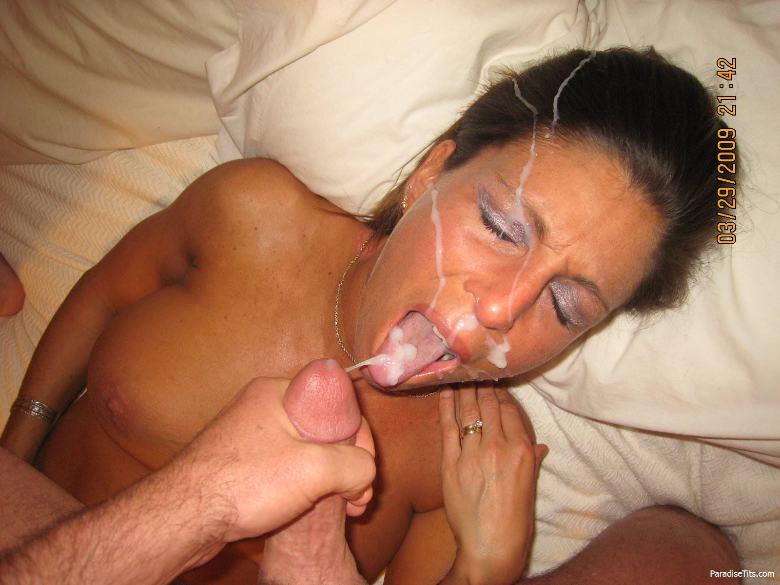 Фото сперма на лице у мамы - 3d-ecmwatch