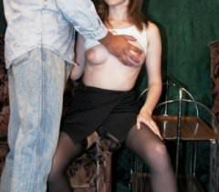 На секс фото соблазнительная красотка трахается, сосет и получает сперму на лицо в конце