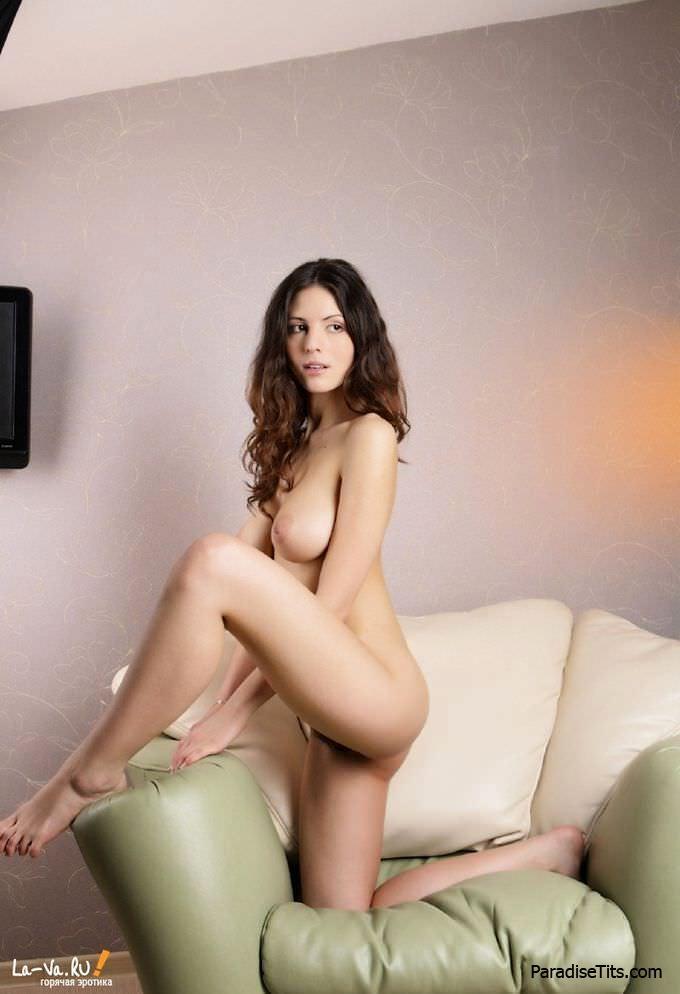 На чудесных эротических фото телочка с волосатой пиздой дает насмотреться на свои прелести